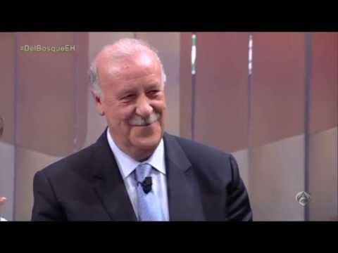 El Hormiguero - Los jugadores de la Selección Española le dan una sorpresa a Vicente del Bosque