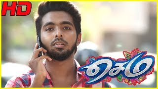 Yogi Babu Comedy | Sema Tamil Movie Scenes | Mansoor Ali Khan arrested | GV Prakash | Kovai Sarala