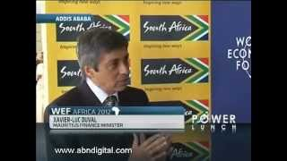 Mauritius Growth Prospects with Xavier-Luc Duval