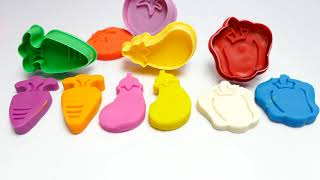 Learn Colors with Ice Cream Popsicles Rainbow for Kids #z  Colours Surprise Eggs Truck