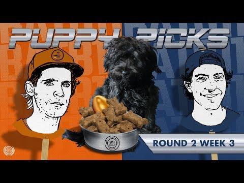 BATB 11 | Puppy Picks - Round 2: Week 3