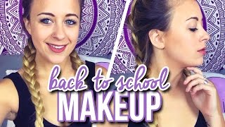 Back To School: High School Makeup 2016!