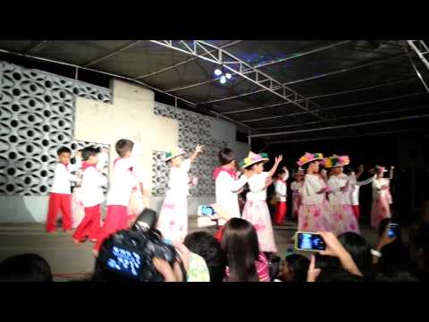 San Pablo Elementary School Grade 1 dancers :)
