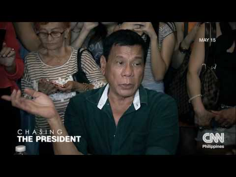 CNN Philippines Presents: Chasing the President