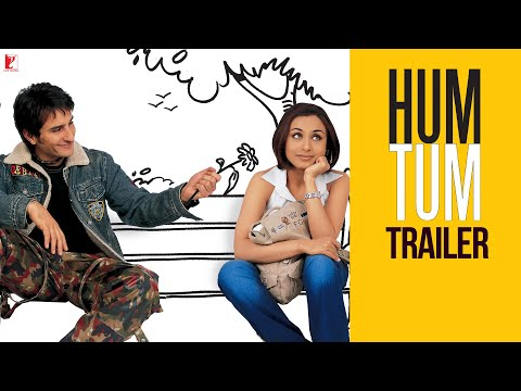 Hum Tum - Theatrical Trailer video
