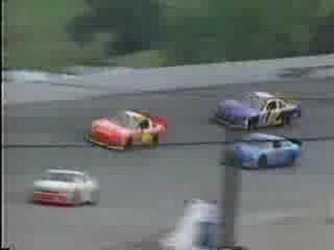 2001 eddie gilstrap motors arca 200 salem youtube for Eddie gilstrap motors salem indiana