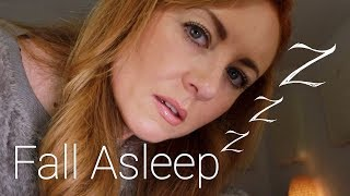 Sleep Time 💤 Tucking You In   ASMR   Massage, Facial, Humming