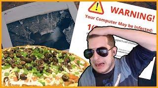 """7 Layer Bean Dip Firewall Tech Scam Ft. """"Granny Edna"""""""
