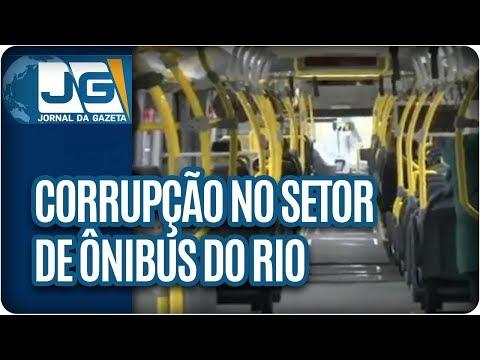 Corrupção no setor de ônibus no Rio