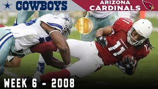 High Drama in the Desert! (Cowboys vs. Cardinals, 2008) | NFL Vault Highlights