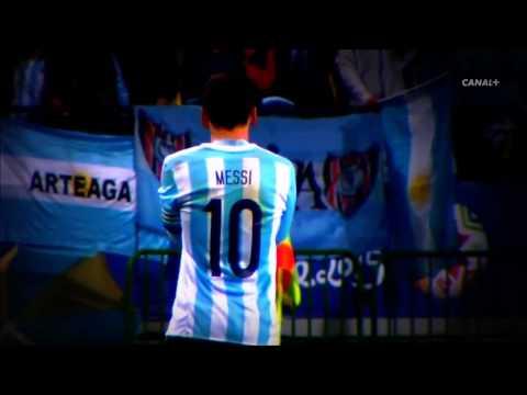 Video Inédito: el sufrimiento de Messi