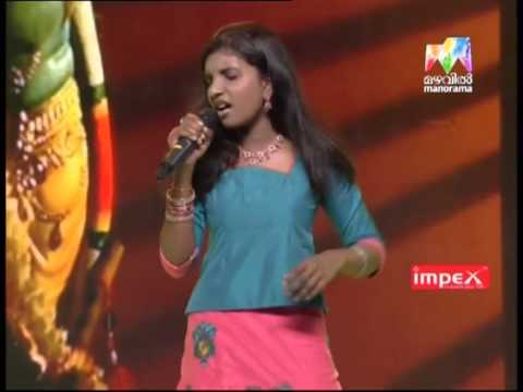 Josco Indian Voice Season 2   Aatira Murali 22 01 2013 video