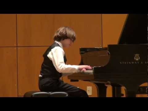 Frederic Chopin: Polonaise in C-sharp minor, Op. 26 no.1 - Mohamed Boubendir at Montclair University