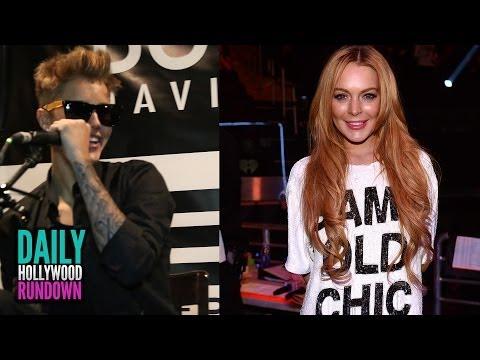 Justin Bieber Overexposed & Lindsay Lohan's Hookup List! (DHR)