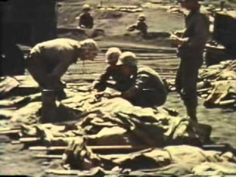 Battle of IWOJIMA /硫黄島の戦い - YouTube