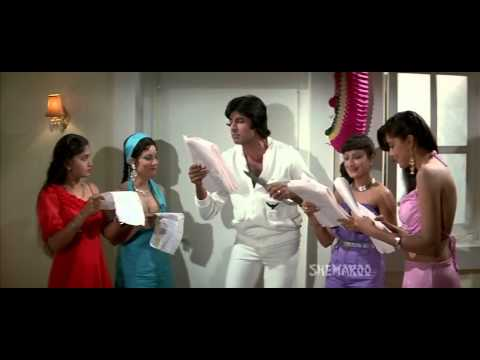 Namak Halaal - Part 10 Of 17 - Amitabh Bachchan - Shashi Kapoor - Hit Comedy Movies video
