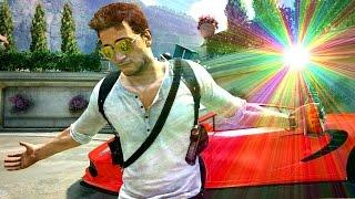 Uncharted 4 - Random & Funny Moments #1!!!