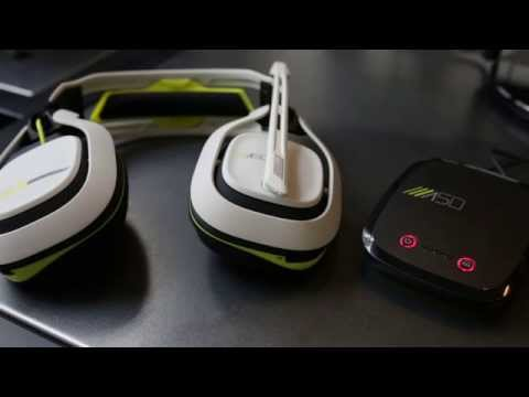 XBOX ONE EDITION A50 HEADSET SETUP   ASTRO Gaming