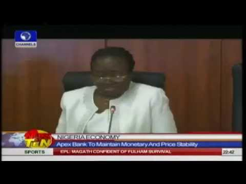 Nigeria's Central Bank Promises To Maintain Monetary Stability