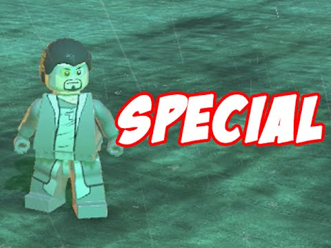 LEGO Batman 2 - LEGO BRICK ADVENTURES - SPECIAL - LEGO GOTHAM
