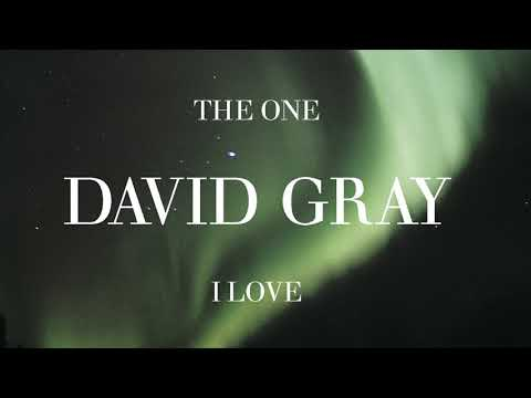 David Gray - The One I Love - Acoustic Version (Official Audio)
