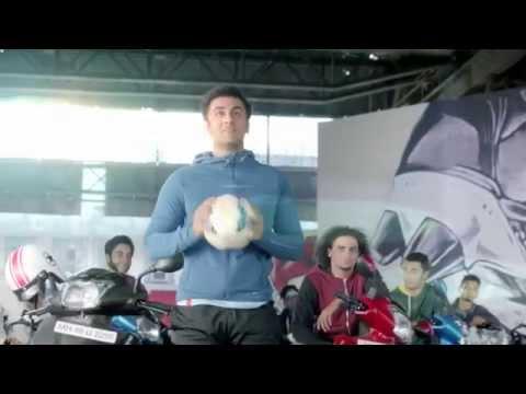 HERO Indian Super League - Game on with Ranbir Kapoor & Alia Bhatt - Director's Cut