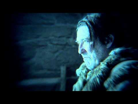 Game of Thrones Season 5: The Sight: Jon Snow and Mance (HBO)
