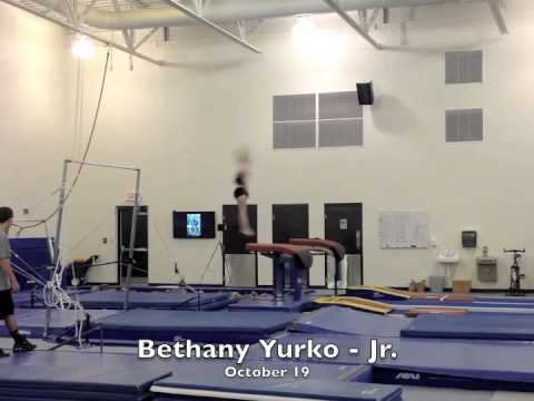 WVU Training Update: Great Vaulters!