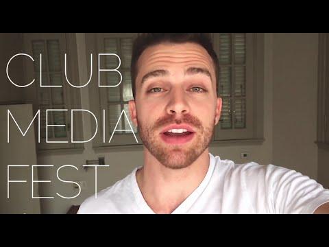 Club Media Fest 2015 - Cap 10 - El  Back de Dustin Luke en Argentina