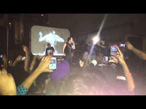 Canserbero - Es Epico Tour MMXII Vida & Muerte Caracas Marzo 24 / part2
