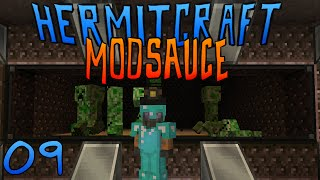 Hermitcraft Modsauce 09 Item Transport
