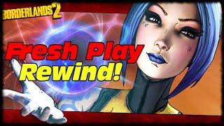 Borderlands 2 Lets Play Fresh Play PS4 Rewind! Farming Knuckledragger For A Hornet Legendary Pistol!