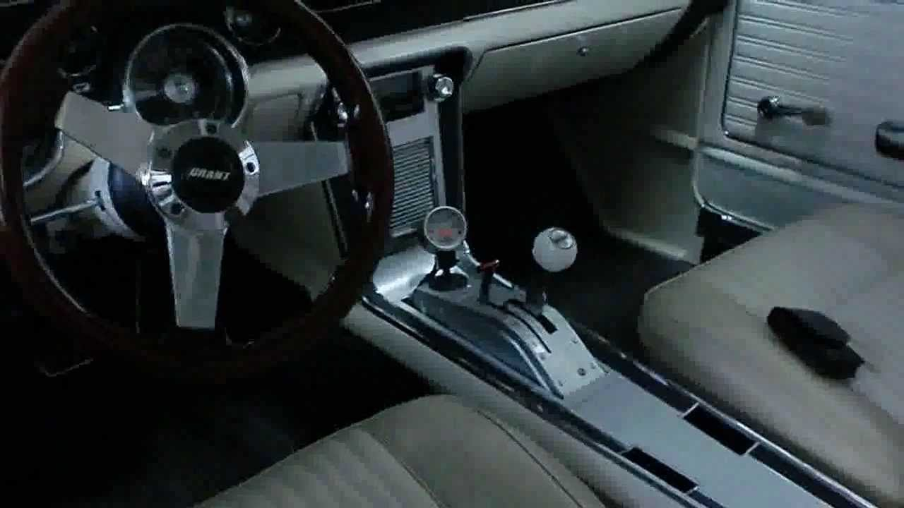 Hurst Pro Matic  Truck Shifter In Bench Seat Car