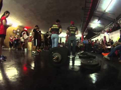 3er aniversarioj fight club, cordoba vs orizaba