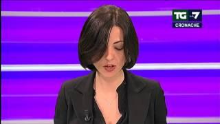 video Tg La7 Cronache - Puntata 17/03/2013