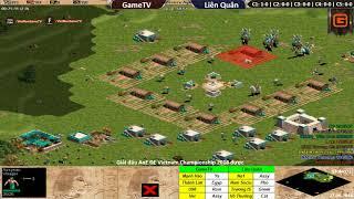 C1T2   4vs4 Random   GameTV vs Liên Quân   Ngày 27-06-2018