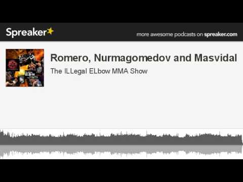 Romero Nurmagomedov and Masvidal made with Spreaker