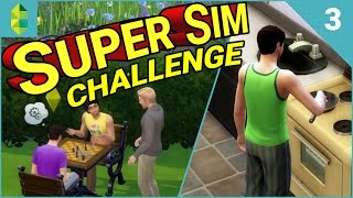 SUPER SIM CHALLENGE | Paolo, Can You Chill? (Part 3)
