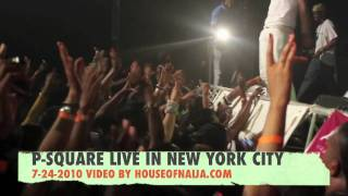 P SQUARE NEW YORK CITY SHOW PT5