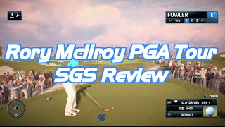 SportsGamerShow - Rory McIlroy PGA Tour Review