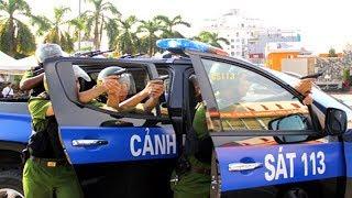 Xem ngay những cuộc truy kích của cảnh sát 113