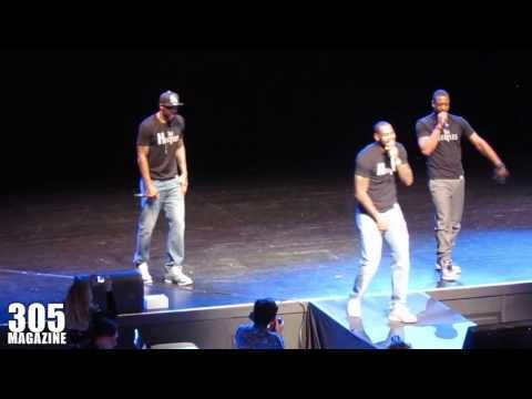 The Heatles - Udonis Haslem - Dwyane Wade - LeBron James - Battioke 2014