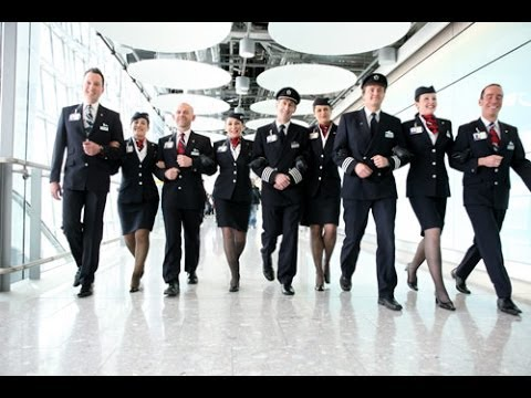 Airline Cabin Crew Uniforms & Styles - Around The World video