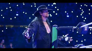 The Undertaker returning to SmackDown live for upcoming episode