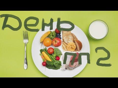 Правильное питание для похудения. Меню на день. Выпуск 2