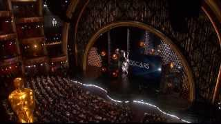 Oscars 2014 Heroes Montage