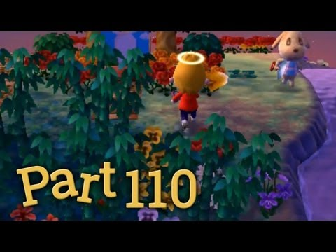Let's Play Animal Crossing: New Leaf Part 110 - Nintendo 2DS