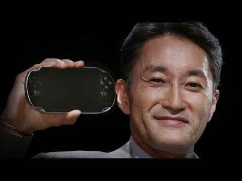 NGP (Next Generation Portable): Kazuo Hirai Interview