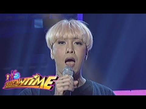 It's Showtime Miss Q & A: Vice Ganda on the term of endearment MOSH