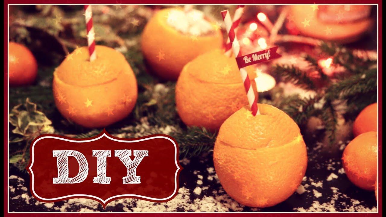 DIY Chocolate Orange Hot Chocolate   Zoella - YouTube
